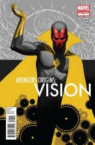 Avengers Origins Vision