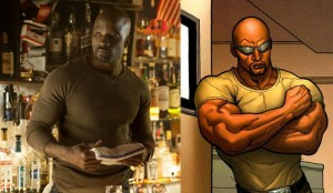 Mike Colter / Luke Cage